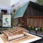 Minedu construye escuelas de madera y acero
