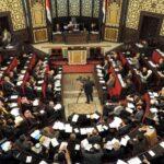 Siria: Hadia Half Abás quedará en la historia al presidir Parlamento