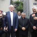 PPK: Iglesia Católica pide a políticos esfuerzo por la reconciliación