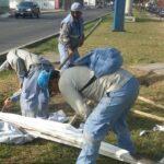 Surco: Municipalidad retiró propaganda de calles y avenidas