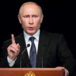 Putin ordena a su gobierno normalizar las relaciones con Turquía
