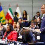 """Rafael Correa: Secretario de la OEA """"está bastante desubicado"""""""