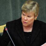 OTAN nombra primera mujer como vicesecretaria general