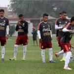Selección Peruana Sub 20 enfrenta a Panamá