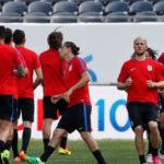 Selecciones de fútbol de EEUU y Cuba sostendrán histórico encuentro
