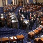 EEUU: Senado cierra un acuerdo presupuestario sin decidir el futuro de los 'dreamers' (VIDEO)