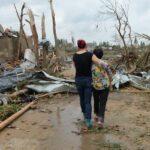 China: Tornado y tormentas de granizo causan 98 muertes en Jiangsu