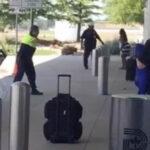 EEUU: Extraño tiroteo en aeropuerto deja hombre herido (VIDEO)
