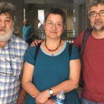 Turquía encarcela a representante de Reporteros Sin Fronteras