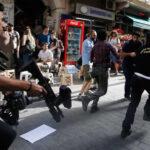 Turquía: Con balas de goma dispersan marcha gay en pleno Ramadán