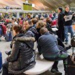 Italia: Cientos de vuelos cancelados por huelga de controladores