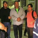Policía ecuatoriana entrega a Viñas Dioses a las autoridades peruanas