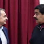 """Maduro: Zapatero es víctima de """"campaña infernal"""" por opinión en la OEA"""