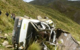 Accidente Ayacucho