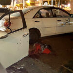 Hombre muere al detonar explosivo frente al consulado de EEUU en Yida