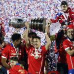 YouTube: Chile celebra un año del título de la Copa América 2015
