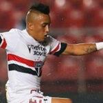Brasileirao: Christian Cueva de titular en Sao Paulo ante Corinthians
