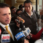 """Omar Chehade pide disculpas por """"malentendido"""" en reformas constitucionales"""