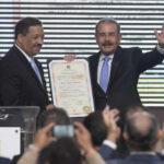 """Reelecto presidente dominicano augura """"tiempos memorables"""" para su país"""