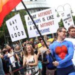 Berlín celebra el día del orgullo gay con un llamado a la tolerancia