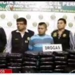 Los Olivos: incautan 68 kilos de marihuana camufladas en tubos [VÍDEO]