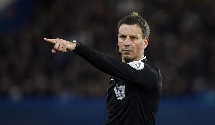 El inglés Mark Clattenburg, designado árbitro de la final