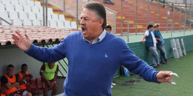 Descentralizado: Edgar Ospina dejó de ser entrenador de Ayacucho FC