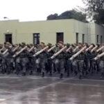 Ejército se prepara para desfile Cívico Militar de Fiestas Patrias [VÍDEO]