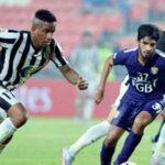 Jefferson Farfán reaparece con un gol con su equipo Al Jazira