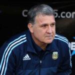 """Argentina: El """"Tata"""" Martino y plantel técnico abandonan la selección"""