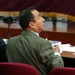 Fiscalía pide ampliar 7 meses más la prisión preventiva contra Gregorio Santos