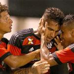 YouTube: Mira el gol de Paolo Guerrero en triunfo del Flamengo