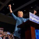 Hillary Clinton vuelve a tomar la delantera en última encuesta