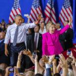 EEUU: Hillary Clinton promete continuar el legado de Barack Obama