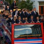 YouTube: Islandia recibe a jugadores como héroes tras histórica Eurocopa 2016