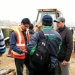 Huachipa: Fiscalía Especializada en materia ambiental interviene canteras informales