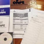 ONPE: se reduce número de kits vendidos para revocatoria tras reforma