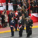 Parada militar: Pedro Pablo Kuczynski expresa orgullo por FFAA y PNP (VIDEOS)