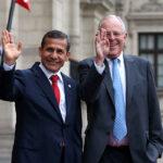 Kuczynski se reunió con Ollanta Humala en Palacio de Gobierno