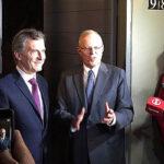 Rey Juan Carlos I y presidentes de Paraguay, Argentina y México, en Lima [Vídeo]