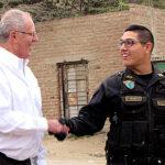 Ejecutivo aprueba fortalecer línea de mando y optimizar carrera policial