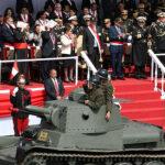 Kuczynski presidió Gran Parada y Desfile Cívico Militar (VIDEOS)