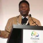 """""""Pelé"""" compone y graba canción para los Juegos Olímpicos de Río"""