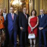 España: Agencia EFE y su presidente galardonados con premio Eisenhower