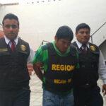 Nueva Cajamarca: capturan a presunto terrorista de Sendero Luminoso