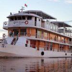 Asaltan crucero de lujo en el río Amazonas y roban a pasajeros
