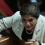GfK: Luz Salgado con el 40 % de desaprobación en octubre