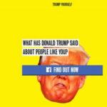 EEUU: Hillary Clinton lanza aplicación para burlarse de Donald Trump