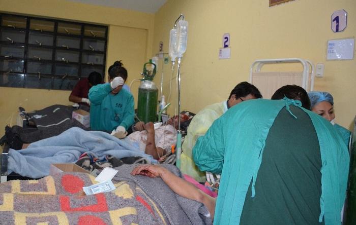 Rescate de cuerpos tras accidente que dejó 11 muertos — Cusco