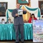 Alcalde presenta programa oficial y afiche por 477 Aniversario de Huánuco